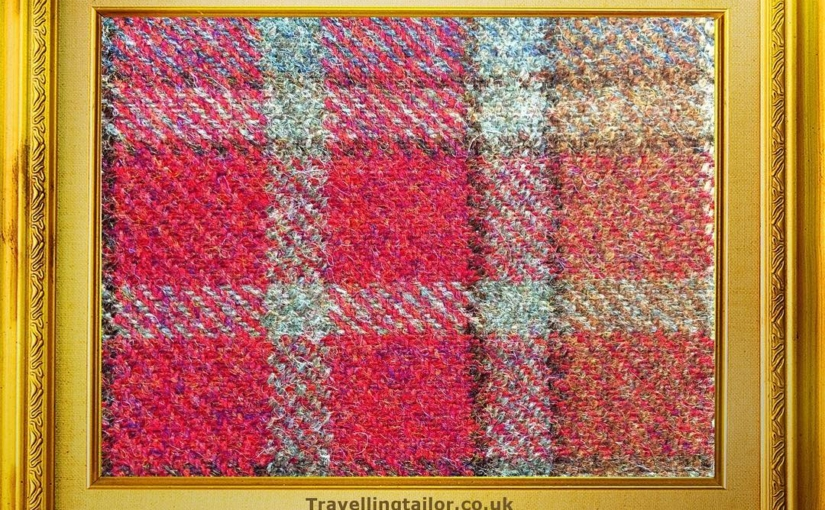 12 O'Clock Tweed time Tweed number 38