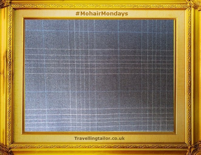 Mohair Mondays – looking for a Mohair suit? Cloth number 01