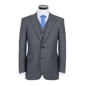 Slim fit wedding suit