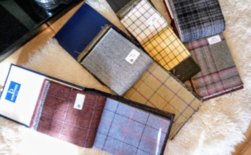 Tweed – something for the weekend. Looking for Made to Measure Tweed jacket or suit? TravellingTailor.co.uk has over 200 different Tweeds and Tattersall's to choose from. Call 01484 511088 to discuss how we might help