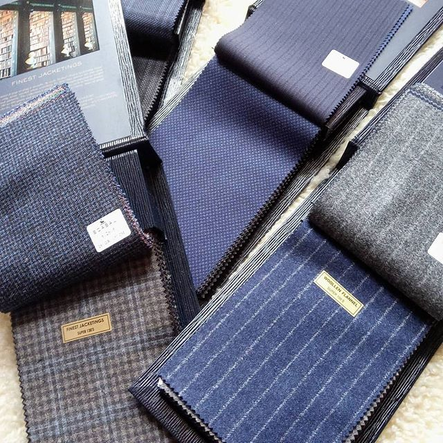 Summer may just be upon us, Wimbledon into the Semi's and the World Cup not yet over but that only means one thing. Scabal launch their Autumn Winter bunches for 2018. Flannel's, Worsted's, & Wool Cashmere's in heathery autumnal colours are in vogue. Tel: 01484 511088 to discuss your Winter wardrobe