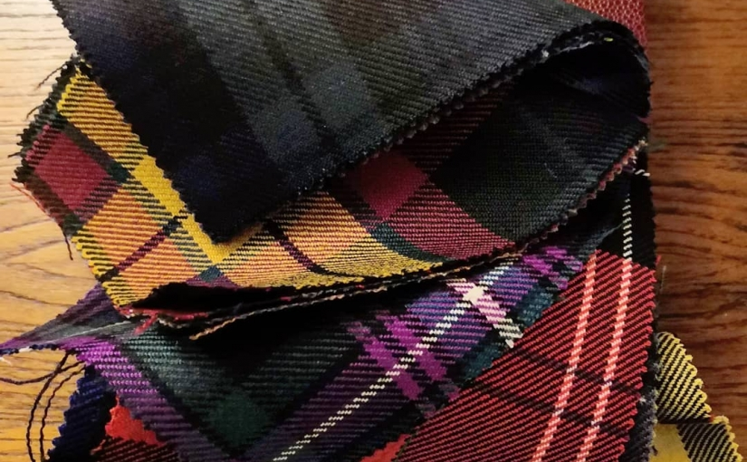 17oz Tartans, over 40 to choose from, why not have a quality pair of TartanTrews or a Tartan Waistcoat made for you!  Ideal to wear with a Dinner Jacket or Tux
