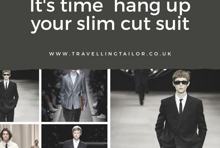 Is It time to hang up your slim cut suit for good? https://www.linkedin.com/pulse/its-time-hang-up-your-slim-cut-suit-good-michael-hopkins