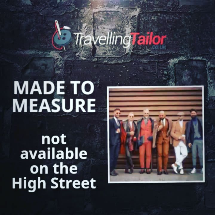 Made to measure – because you are worth it