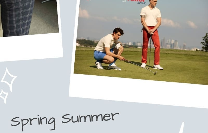 Meyer Spring Summer 2019 stock brochure out now. Quite possibly the best fitting mens ready to wear trousers available in the UK