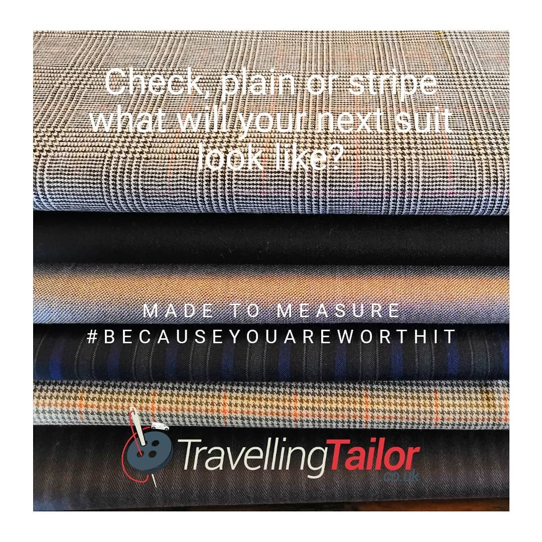Can't find what you're looking for from the ready to wear menswear shops? Why not try made to measure where you can have any style, in any shade, any fit and any size you desire. You're unique, why isn't your suit?